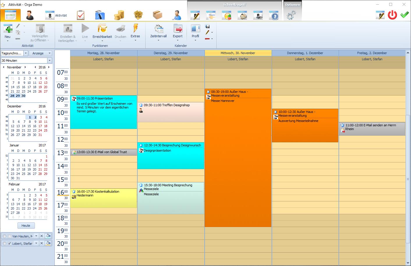 kalender-professionell