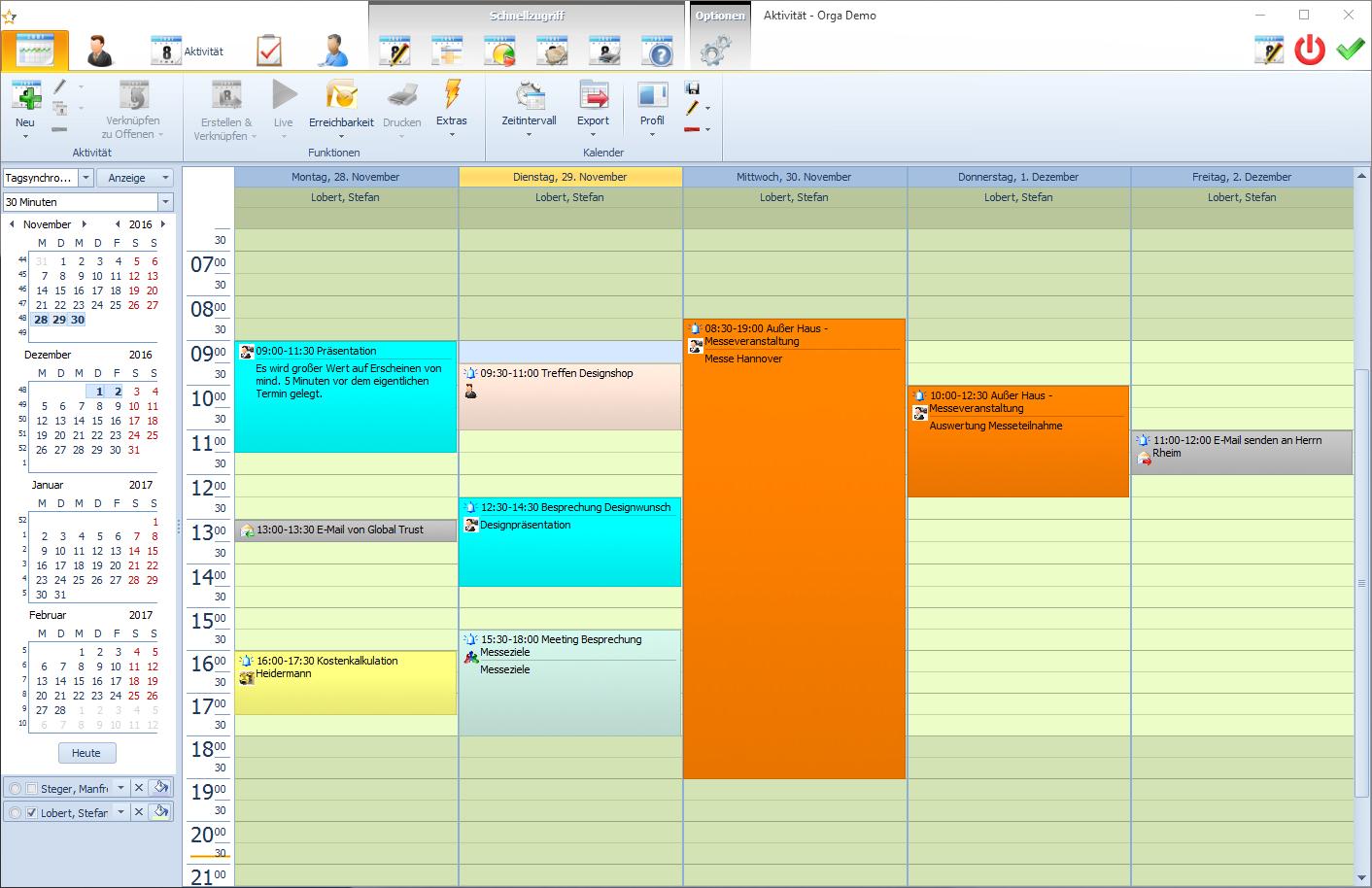 kalender-standard